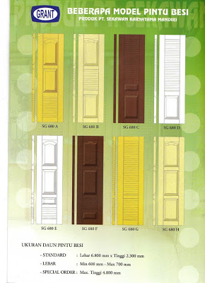 Pintu Besi Grant